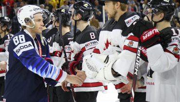 Американцы оставили канадцев с деревянными медалями