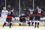 БК «Тенниси»: лучшим бомбардиром плей-офф НХЛ станет Евгений Кузнецов, лучшим снайпером — Александр Овечкин