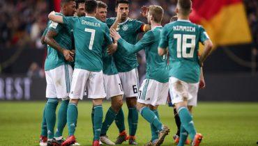 БК «Лига Ставок»: лучшими европейцами на ЧМ-2018 станут немцы