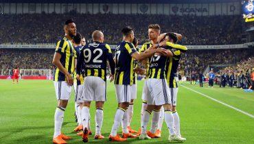 «Фенербахче» вышел в финал Кубка Турции из-за бойкота «Бешикташа»