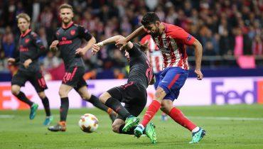 Диего Коста оставил «Арсенал» без финала Лиги Европы