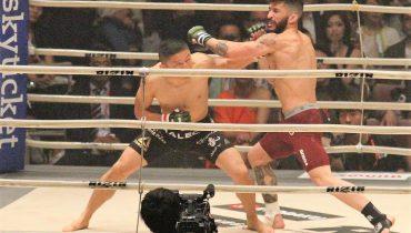 В Японии бой MMA закончился за 9 секунд. Это один из самых быстрых боев в истории