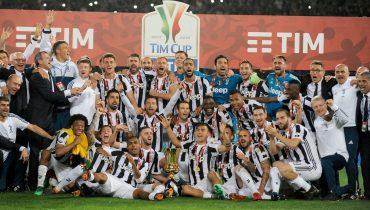 «Ювентус» четвертый раз подряд взял Кубок Италии. Не без помощи Доннаруммы