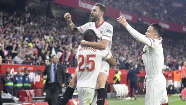«Реал» вторым составом не справился с «Севильей»