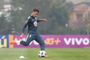 В сборной Бразилии заявили, что Неймар восстанавливается с опережением графика