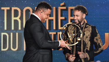Неймар ожидаемо получил награду лучшему игроку французского чемпионата