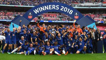 Жозе Моуринью проиграл Кубок Англии бывшему клубу
