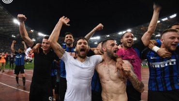 «Интер» оставил «Лацио» без Лиги чемпионов на следующий сезон