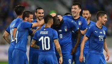 Манчини начал в сборной Италии с победы над саудитами