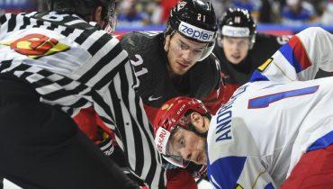 В Дании определились четвертьфиналисты первенства мира по хоккею