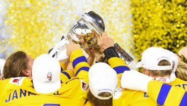 Шведы защитили звание чемпионов мира, однако швейцарцы так просто не сдались