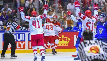 Хозяева чемпионата мира устроили взбучку финским хоккеистам
