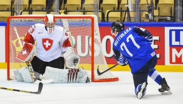 Финны сложили оружие в игре со швейцарцами