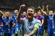 Исландия на ЧМ-2018. Наши парни в России