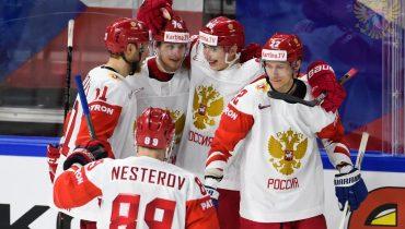 Российские хоккеисты вновь устроили разгром. На этот раз — австрийцам