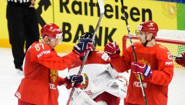 Россияне выиграли третий матч в Дании подряд. Вновь жесткий разгром