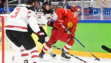 Россияне уступили канадским хоккеистам в овертайме. Все решило спорное удаление Капризова
