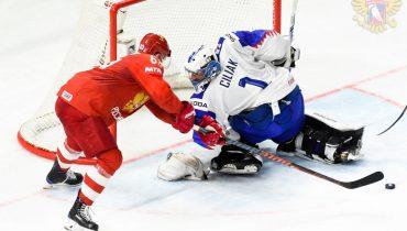 Россияне разделались со словаками. Впереди — битва со шведами за победу в группе A