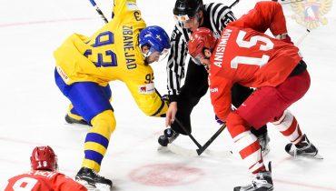 Россияне проиграли шведам и получили в соперники Канаду
