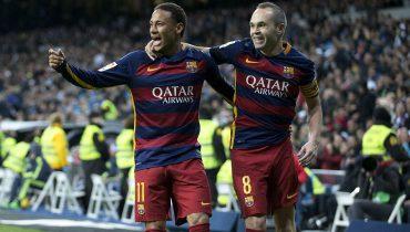 Иньеста: «Возвращение Неймара в «Барселону» звучит немного странно»