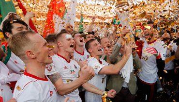 ЦСКА раздавил «Арсенал», а «Локомотив» оформил чемпионство