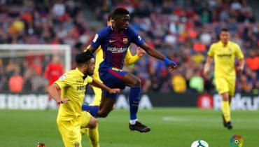 «Барселона» затоптала «Вильярреал» на своем поле