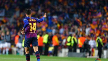 «Барселона» в последнем матче Иньесты за клуб одолела «Реал Сосьедад»