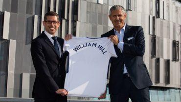 William Hill стал официальным беттинг-партнёром «Тоттенхэма»