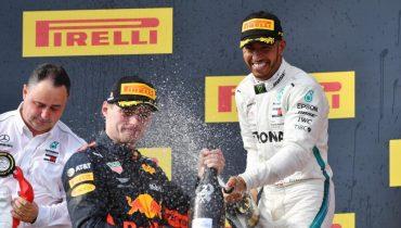 Хэмилтон обошел всех на Гран-при Франции