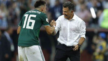Осорио: «Посвящаю победу над Германией мексиканским болельщикам»
