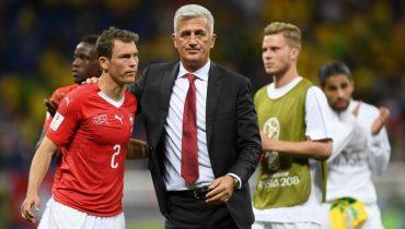 Петкович: «Контролировали Неймара, но у бразильцев много хороших футболистов»