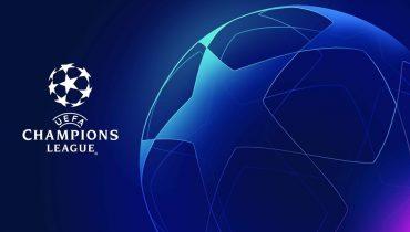УЕФА показала новую заставку Лиги чемпионов с Месси, Роналду и Салахом
