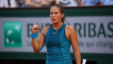 Касаткина впервые в карьере прошла в четвертьфинал «Ролан Гаррос»