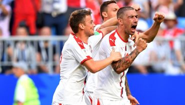Сербы начали групповой этап с триумфа в Самаре