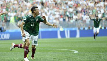 Мексиканцы сотворили чудо в «Лужниках»