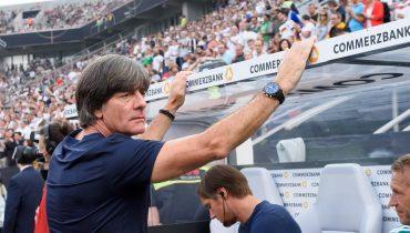 Лёв: «Каждая команда захочет лишить Германию титула»