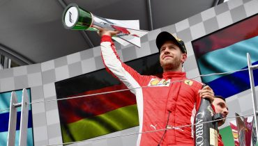 Феттель показал класс на Гран-при Канады