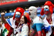 Выдра Гарри не сомневается в победе России над Египтом