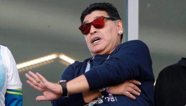 Марадона: «Аргентинцы не были готовы к игре с исландцами, это позор для Сампаоли»