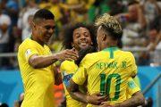 БК «Марафон»: в группе Бразилия забьёт больше 4 мячей, пропустит лишь однажды и подаст более 19 угловых