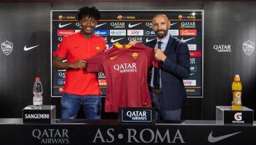 «Рома» и «Валенсия» приобрели футболистов из Лиги 1