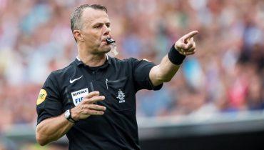 БК «Лига Ставок»: финал ЧМ-2018 рассудит голландец Кёйперс