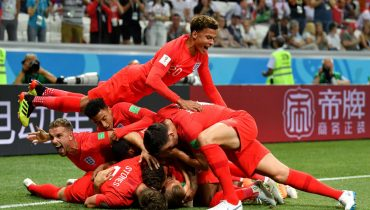 Кейн спас англичан в игре с Тунисом