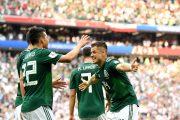 Мексиканцы выходили на матч с немцами больными гриппом