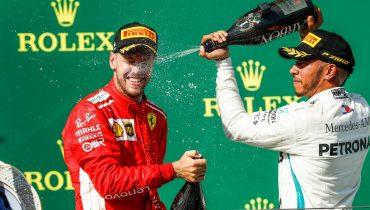Хэмилтон выиграл второй Гран-при подряд в «Формуле-1»