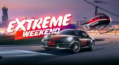 Акция БК «Леон»: выиграй заезд по гоночной трассе на Porsche и полёт на вертолёте