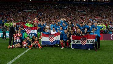 2,93 и ещё пара кэфов на Хорватию, которая выиграет ЧМ-2018