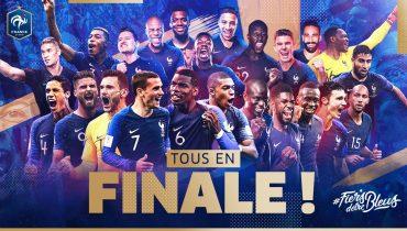 БК «1хСтавка»: чемпионом мира станет сборная Франции