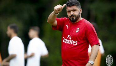 Новые владельцы «Милана» уволят Гаттузо и пригласят Конте