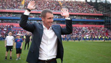 Гончаренко продолжит работу в ЦСКА до 2020 года